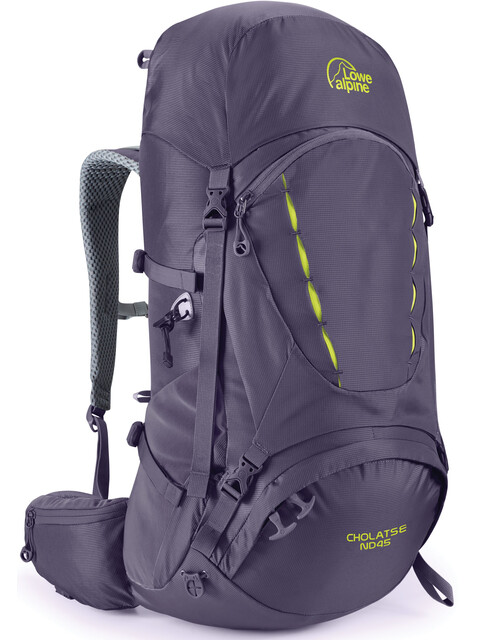 Lowe Alpine W's Cholatse ND45 Backpack Aubergine